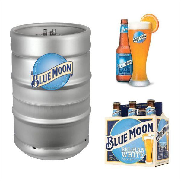Bluemoon Blue Moon Belgian White (15.5gal Keg)