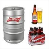 Anheuser-Busch Budweiser (15.5 GAL KEG)