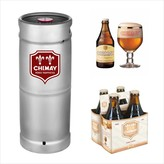 Chimay Chimay Cinq Cents Tripel White (5.5 GAL KEG)
