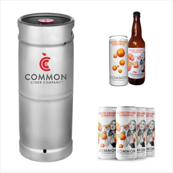 Common Common Cider Blood Orange (5.5 GAL KEG)