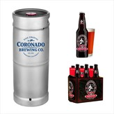 Coronado Brewing Coronado Mermaid's Red Ale (5.5 GAL KEG)
