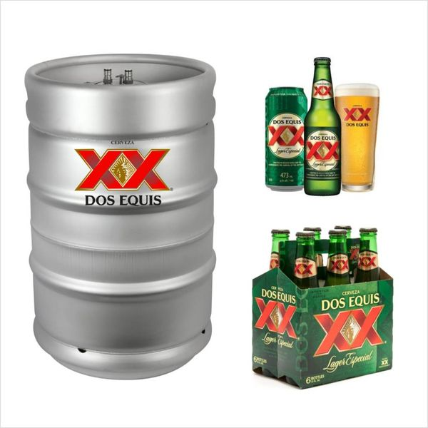 Dos Equis Dos Equis Lager Especial (15.5 GAL KEG)