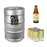 Eel River Brewing Eel River California Blonde Ale (15.5 GAL KEG)