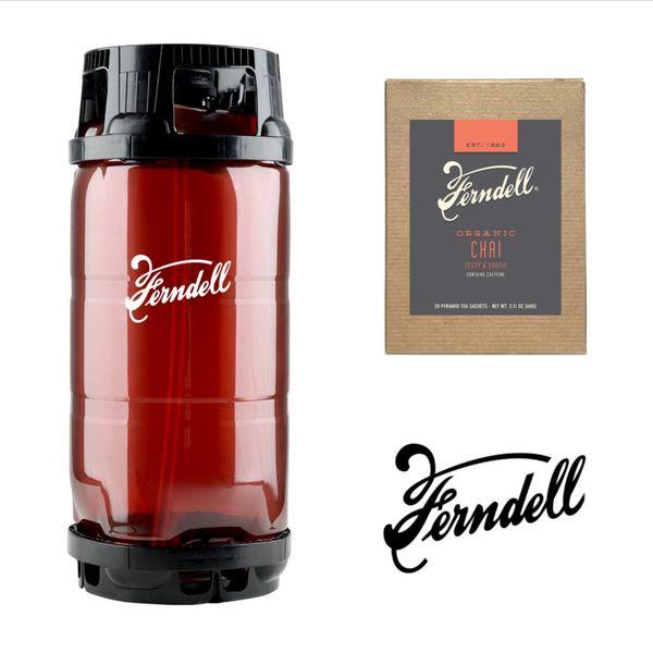 Ferndell Coffee Nitro Chai Tea (5.5 GAL KEG)
