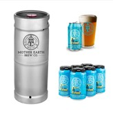 Mother Earth Brewing Mother Earth Cali Creamin' Vanilla Cream Ale *NITRO* (5.5 GAL KEG)