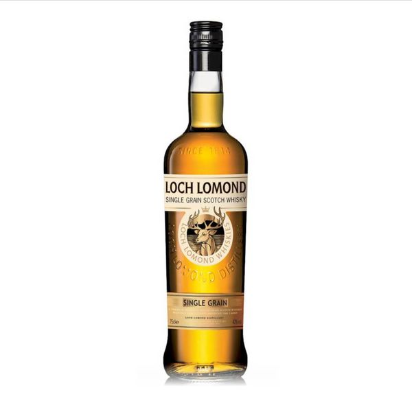Loch Lomond Single Grain Scotch Whisky (750ml)