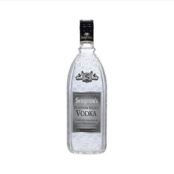 Seagram's Seagram's Platinum Select 100 Proof Vodka (750ML)