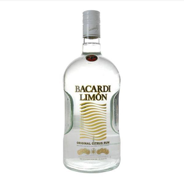 Bacardi Bacardi Limon Citrus Rum (1.75L)