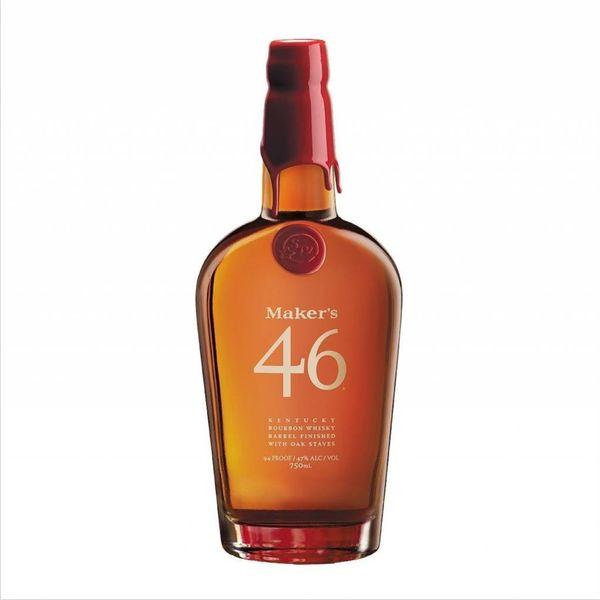 Maker's Mark Maker's 46 Bourbon Whisky (375ml)