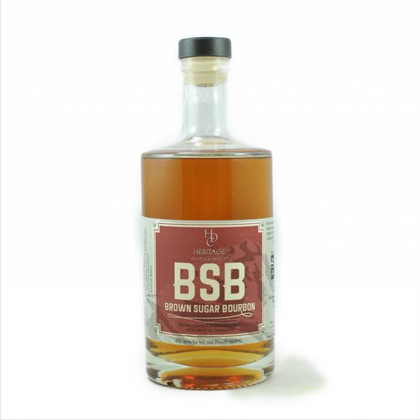 BSB Heritage BSB Brown Sugar Bourbon (750ML)