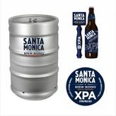 Santa Monica Brew Santa Monica XPA Extra Pale Ale (15.5 GAL KEG)
