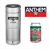 Anthem Anthem Watermelon Cider (5.5 GAL KEG)
