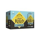 Boulevard Brewing Boulevard American Kolsch Golden Ale (12OZ/6PK CAN)