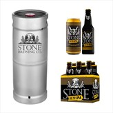 Stone Brewing Co. Stone Go To IPA (5.5 GAL KEG)