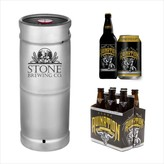 Stone Brewing Co. stone ruination double ipa 2.0 (5.5 GAL KEG)