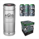 Firestone Walker Firestone Leo v. Ursus Adversus Unfiltered Double IPA (5.5 GAL KEG)