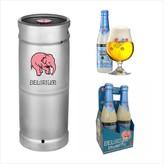 Delirium Delirium Tremens Strong Blonde Ale (5.5gal Keg)