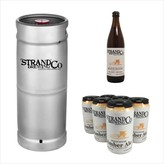 Strand Brewing Co. Strand Co. Beach House Amber Ale (5.5 GAL KEG)