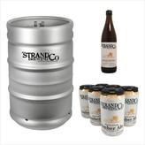 Strand Brewing Co. Strand Co. Beach House Amber (15.5 GAL KEG)