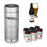 Strand Brewing Co. Strand Co. Harvest Ball Orange Wheat (5.5 GAL KEG)