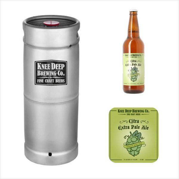 Knee Deep Knee Deep Citra Extra Pale Ale (5.5 GAL KEG)