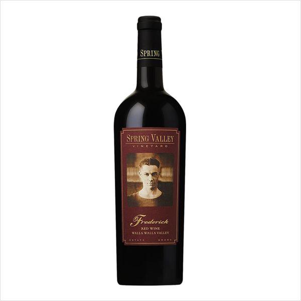 Spring Valley Vineyard Frederick Red Wine Walla Walla Valley (750ML)