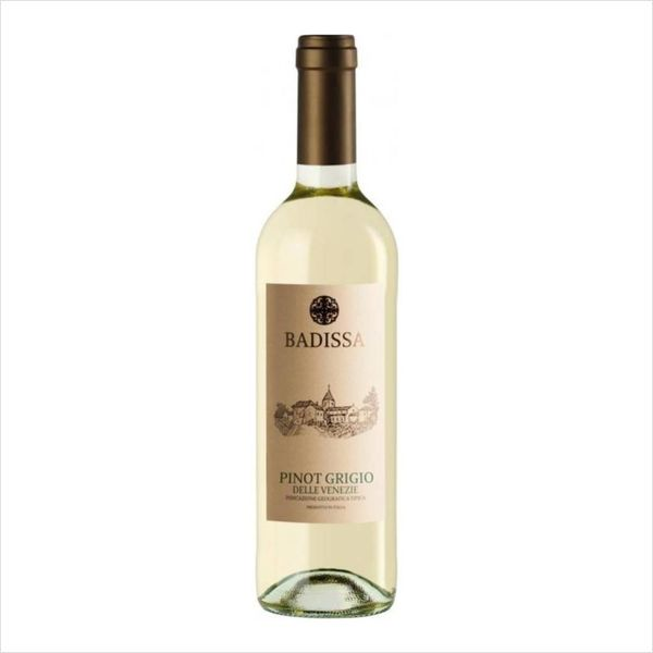 Badissa Delle Venezie Pinot Grigio (750ML)
