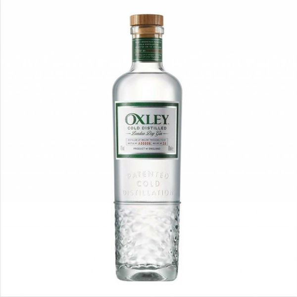 Oxley Cold Distilled London Dry Gin (750ML)
