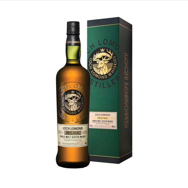 Loch Lomond Original Single Malt Scotch Whiskey (750ML)