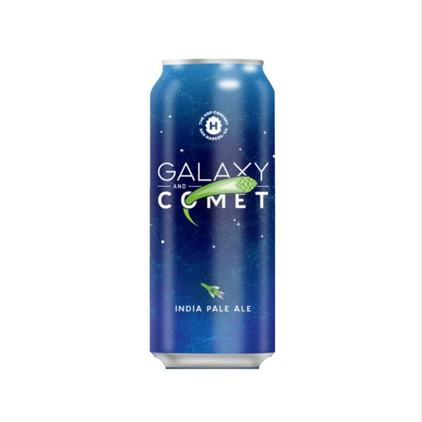 The Hop Concept Galaxy & Comet IPA (16OZ CAN)