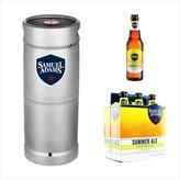 Samuel Adams Samuel Adams Summer Ale (5.5gal keg)
