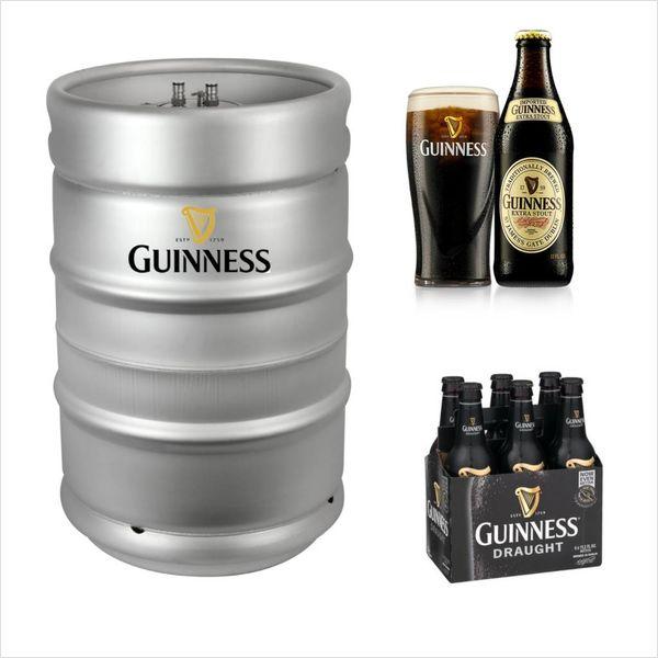 Guinness Guinness Draught (13.5gal Keg)