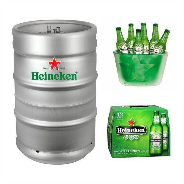Heineken Heineken (13.2 GAL KEG)