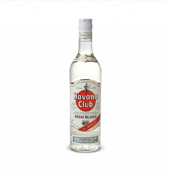 Havana Club Havana Club Anejo Blanco Rum (750ML)