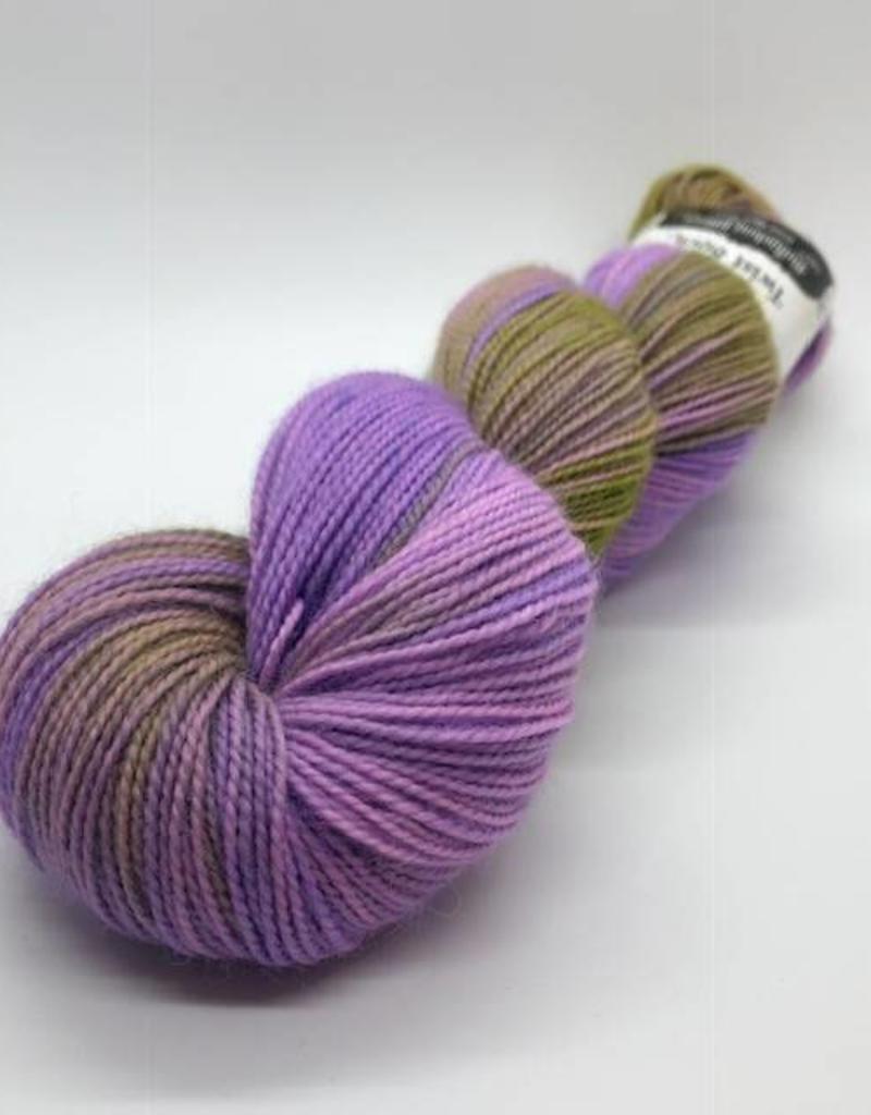 Hedgehog Fibres Twist Sock Aroma