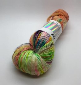 Hedgehog Fibres Twist Sock Sorbet