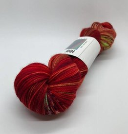 Hedgehog Fibres Twist Sock Bollywood