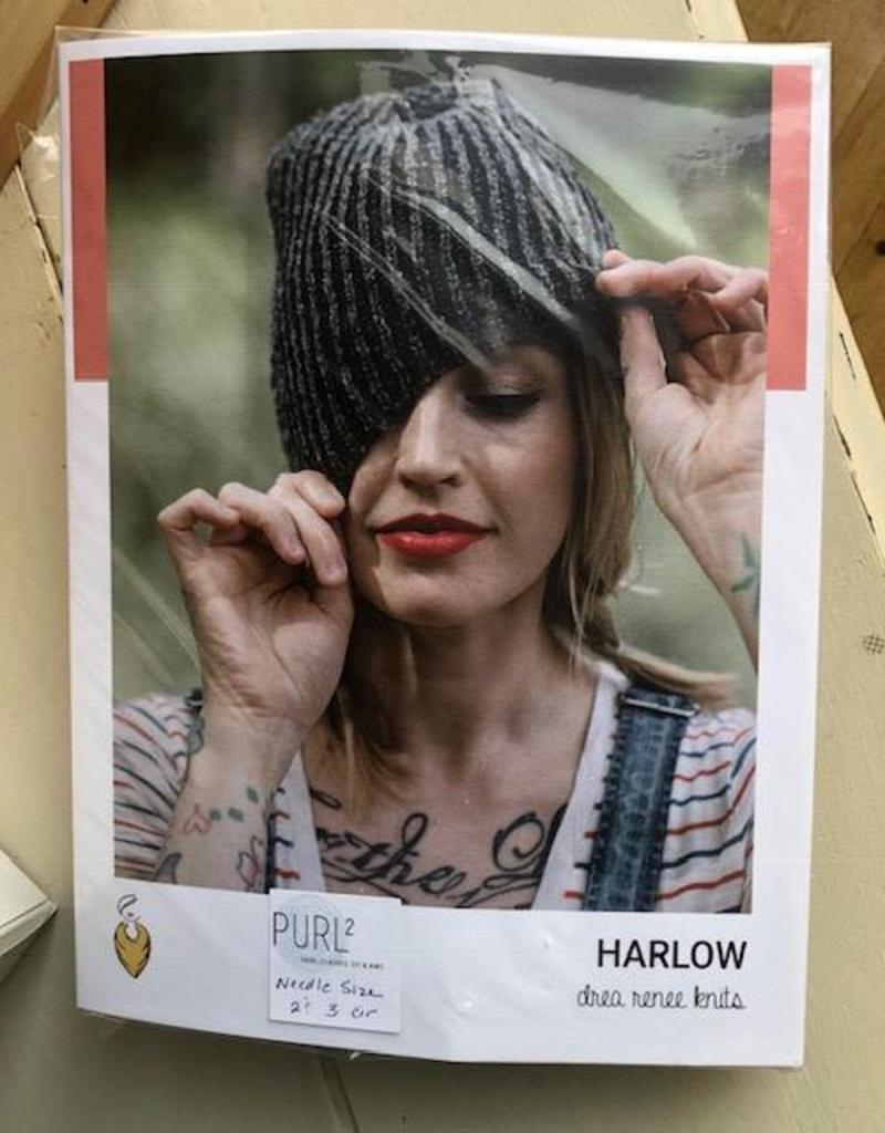 Harlow Hat Kit DITW Pussywillow/Tynd 05