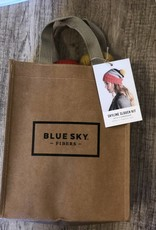 Blue Sky Fibers Skyline Slouch Hat Kit