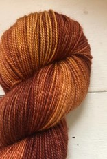 Sew Happy Jane Bouncy Fingering Two of a Kind (Rust)