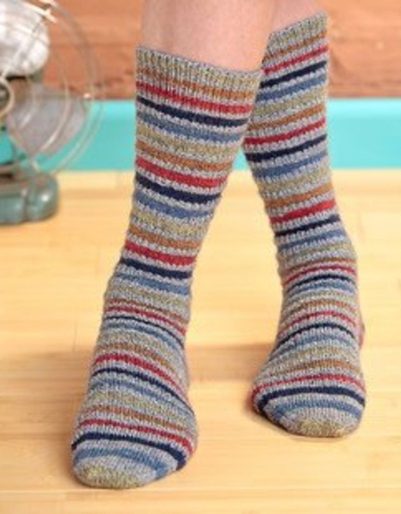Knitting Socks Two-At-a -Time (Evening Session)