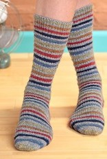 Knitting Socks Two-At-A-Time