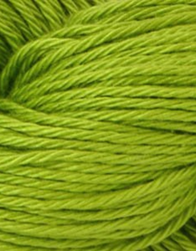 Radiant Cotton Lime Green 813