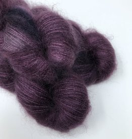 Sew Happy Jane Magic Mohair-Aubergine