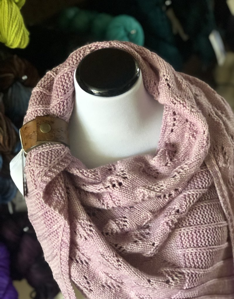 Knox Mountain Knit Co. Shawl and Cowl Cuff