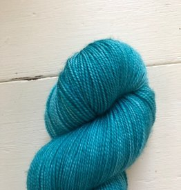 Sew Happy Jane Bouncy Fingering Teal-e-o