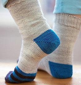 Trusty Toe-Up Socks Class
