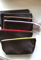 Joy In The Stitches Leather Pouches