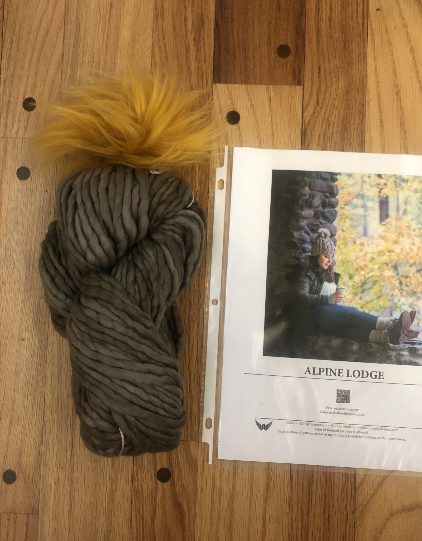 Purl2 Alpine Lodge Kit No. 2