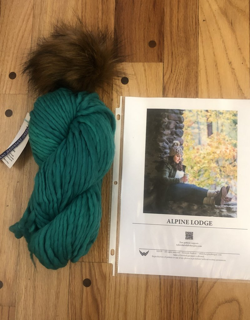 Purl2 Alpine Lodge Kit No. 3